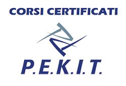 Certificazioni Pekit